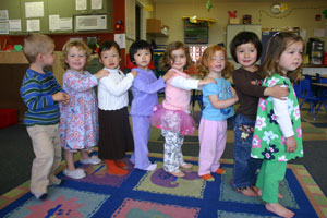 Preschool Dance Classes at your School!